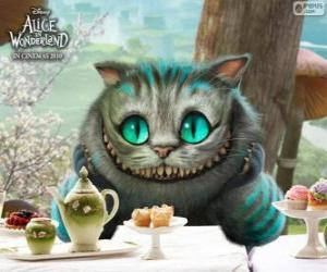Rompicapo di Il gatto del Cheshire o Lo Stregatto