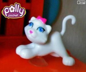 Rompicapo di Il gatto di Polly Pocket