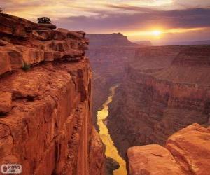 Rompicapo di Il Grand Canyon, USA