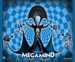 Rompicapo di Il grande Megamind