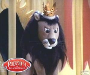 Rompicapo di Il leone volante, Re Moonracer