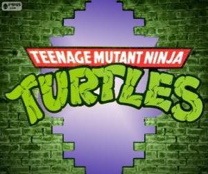 Rompicapo di Il logo di Tartarughe Ninja