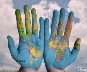 Rompicapo di Il mondo nelle nostre mani