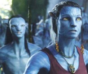 Rompicapo di Il na'vi avatar del Dr. Grace Agostino