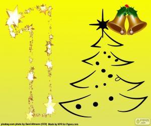 Rompicapo di Il numero 1, Natale