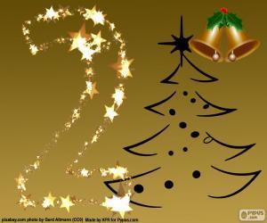 Rompicapo di Il numero 2 di Natale
