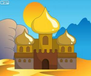 Rompicapo di Il Palazzo di Aladino e della principessa