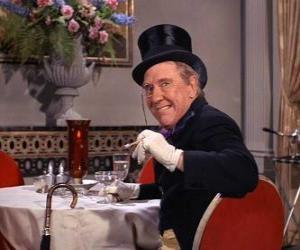 Rompicapo di Il Pinguino, il signore del crimine è uno dei nemici di Batman