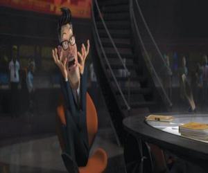 Rompicapo di Il Presidente Hathaway
