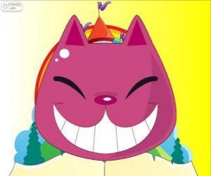 Rompicapo di Il sorriso del gatto del Cheshire