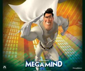 Rompicapo di Il supereroe Metro Man è il rivale del supercriminale Megamind