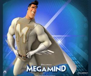 Rompicapo di Il supereroi Metro Man
