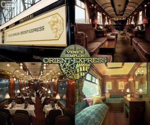 Rompicapo di Il Venice Simplon Orient - Express