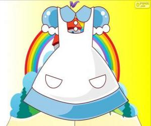 Rompicapo di Il vestito di Alice