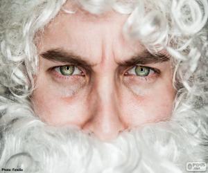 Rompicapo di Il volto di Babbo Natale