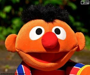 Rompicapo di Il volto di Ernie