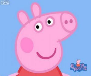 Rompicapo di Il volto di Peppa Pig