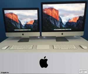Rompicapo di iMac 5K (2014) e 4 K (2015)