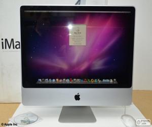 Rompicapo di iMac Core 2 Duo (2007)