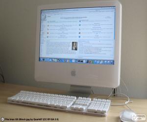 Rompicapo di iMac G5 (2004-2006)