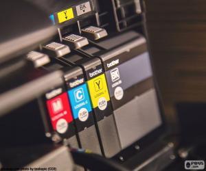 Rompicapo di Inchiostri per stampante