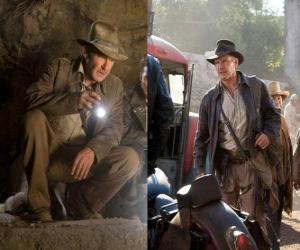 Rompicapo di Indiana Jones è uno degli avventurieri più famosi del mondo