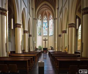 Rompicapo di Interno della Chiesa