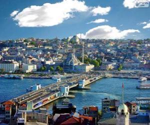 Rompicapo di Istanbul, Turchia