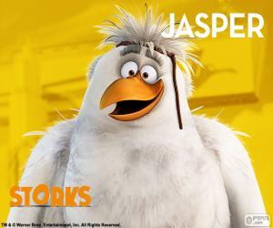 Rompicapo di Jasper, Cicogne in missione
