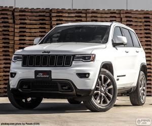 Rompicapo di Jeep Grand Cherokee, 2015