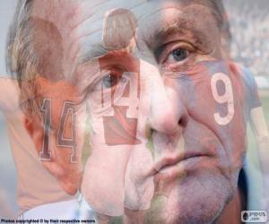Rompicapo di Johan Cruyff (1947-2016)