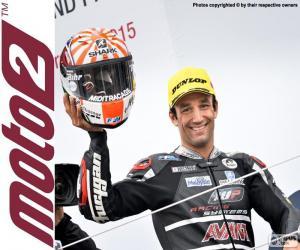 Rompicapo di Johann Zarco, Moto2 2015