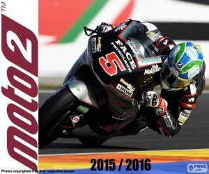 Rompicapo di Johann Zarco, Moto2 2016