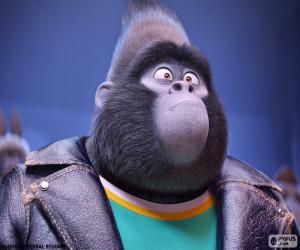 Rompicapo di Johnny il Gorilla