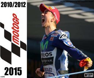 Rompicapo di Jorge Lorenzo, MotoGP 2015