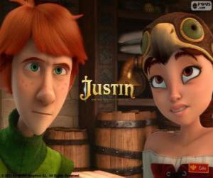 Rompicapo di Justin e Talia