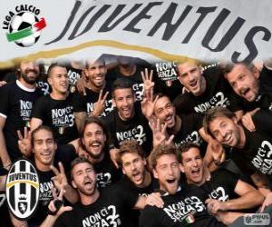 Rompicapo di Juventus campione 2013-20014