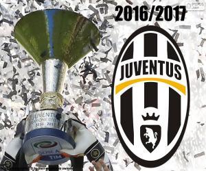 Rompicapo di Juventus, campione del 2016-2017