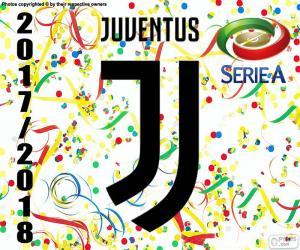 Rompicapo di Juventus, campione del 2017-2018