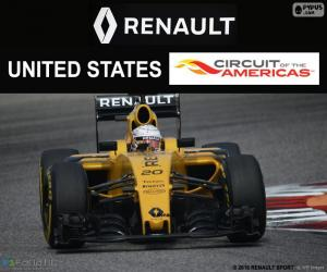 Rompicapo di K. Magnussen, GP Stati Uniti 16
