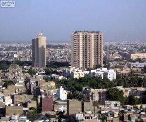 Rompicapo di Karachi, Pakistan