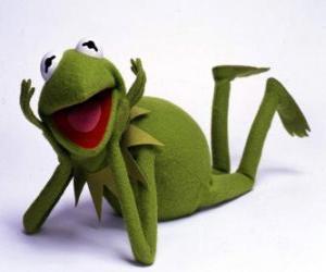 Rompicapo di Kermit la rana