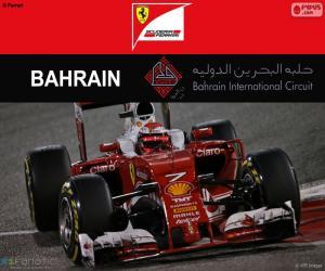 Rompicapo di Kimi Räikkönen GP Bahrein2016