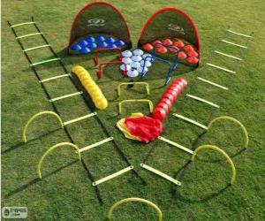 Rompicapo di Kit di formazione calcio