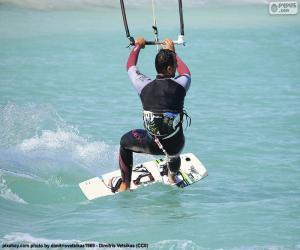 Rompicapo di Kitesurfing