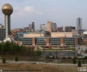 Rompicapo di Knoxville, Stati Uniti d'America