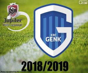 Rompicapo di KRC Genk, campione 2018-2019