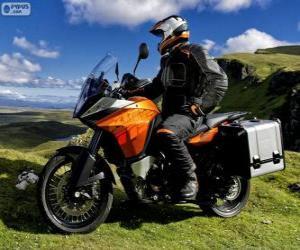 Rompicapo di KTM 1190 Adventure 2013