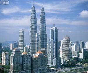Rompicapo di Kuala Lumpur, Malesia