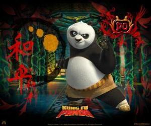 Rompicapo di Kung Fu Panda